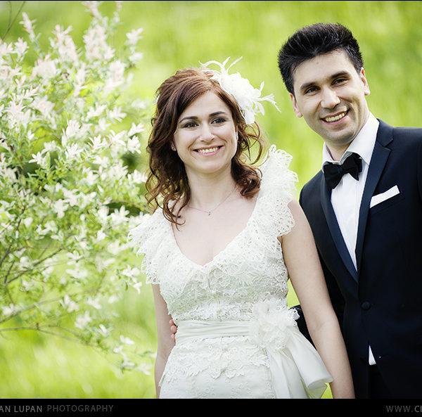 Corina si Lucian Nunta Bucuresti