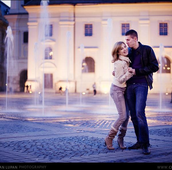 Andreea si Sebi Logodna Sibiu