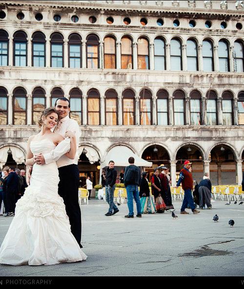 Roxana si Catalin Foto Venetia TTD